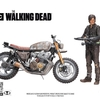 The Walking Dead TV Series Daryl Dixon with New Bike Deluxe Boxed Set