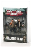 The Walking Dead TV Series Wave 4 & Merle & Daryl Dixon Two-Pack (Updated w/New Images)