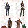 Walking Dead TV Series 7 Figure Images
