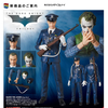 The Dark Knight GCPD Joker MAFEX Figure From Medicom