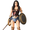 MAFEX Justice League Wonder Woman Movie Figure Official Images