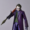 More MAFEX Batman Dark Knight Heath Ledger Joker Figure Accessories Revealed