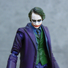 MAFEX Heath Ledger The Dark Knight Joker Figure