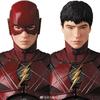 New MAFEX Justice League Movie Batman, Flash & Superman Figure Images