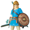 RAC The Legend of Zelda: Breath of the Wild Link Figure From Medicom