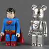 Superman Returns & Pirates of the Caribbean Kubricks/Bearbricks Sets