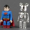 Superman Returns & Pirates of the Caribbean Kubricks/Bearbricks Sets