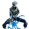 Naruto Variable Action Heroes DX Kakashi & Sir Crocodile Figures
