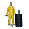 2013 SDCC Exclusive Deluxe Breaking Bad Walter White In Hazmat Suit Figure