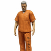 2014 NYCC Exclusive Sons Of Anarchy Orange Prison Variant Clay Figure