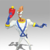 Earthworm Jim 6in Action Figure