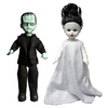 Living Dead Dolls Presents Universal Monsters Frankenstein and the Bride