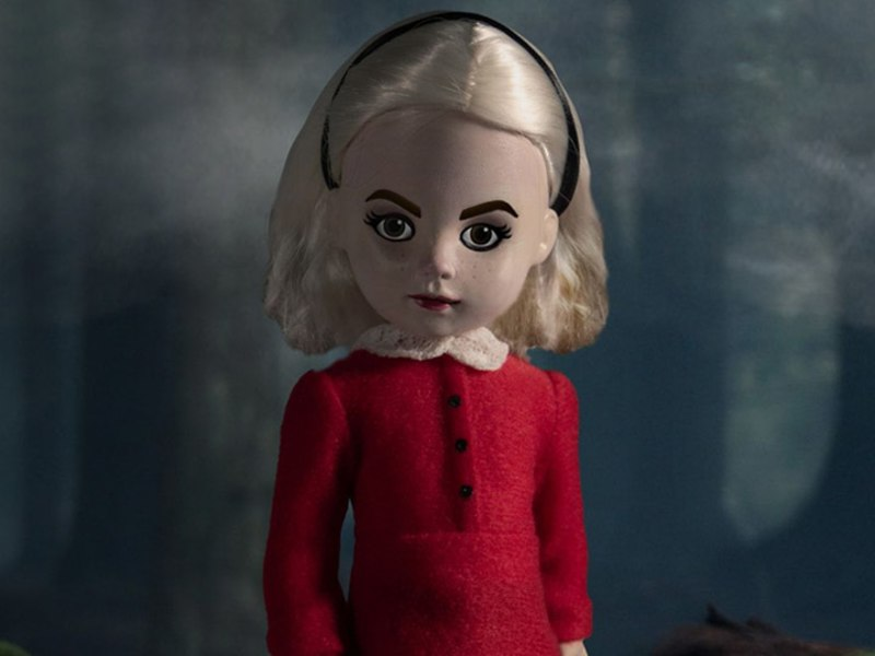 Living Dead Dolls Presents Chilling Adventures Of Sabrina