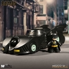Mez-Itz Michael Keaton Batman & Batmobile From Mezco
