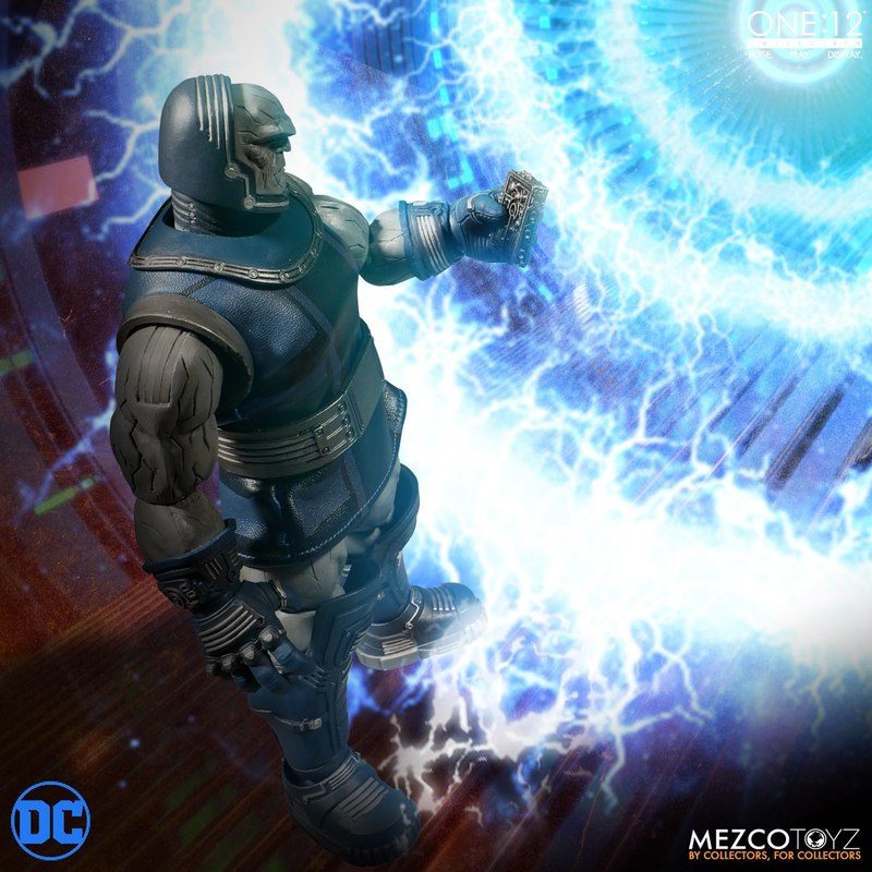 Lucifer Season 4 Remiel: One:12 Collective DC Comics Darkseid Figure Official
