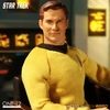 The One:12 Collective Presents Captain Kirk Figure Details