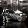 One:12 Collective: Limited Edition Judge Dredd With Lawmaster Limited Edition Black and White Variant