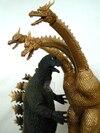 Microman Godzilla & King Ghidrah