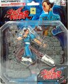 Microman Street Fighter Carded Images
