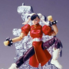 Microman: Street Fighter Chun Li Red Previews Exclusive Action Figure
