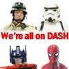 DASH is the best structured, comprehensive Resource for Action Figure Collectors