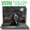Win a cool display for your action figures from DASH