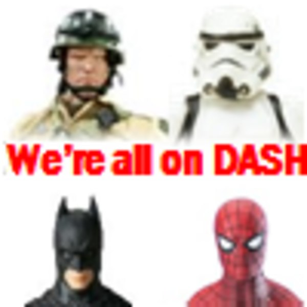Win an Action Figures Display for Your Transformers from DASH Collector's Club