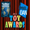 Toy News International & Pixel Dan present The 2012 Toy Awards - Awards Presentation