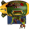 New Teenage Mutant Ninja Turtles Blimp & More Coming From Playmates Toys In 2014