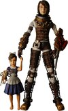 Neca 2010 San Diego Comic-Con Exclusive Eleanor with Saved Little Sister 2-pack Revealed