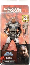 2010 SDCC Exclusive Gears Of War Figure Packaged Pic From NECA