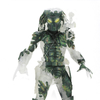 Predator 1/4 Scale Jungle Demon Figure From NECA