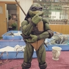 New Teenage Mutant Ninja Turtles 1990 Movie 1/4 Scale Donatello Figure Images From NECA