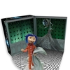 2017 SDCC Exclusive Coraline Display Set From NECA