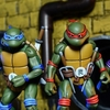 2017 SDCC NECA Exclusive TMNT Classic Animated Series Figures Revealed (Update)