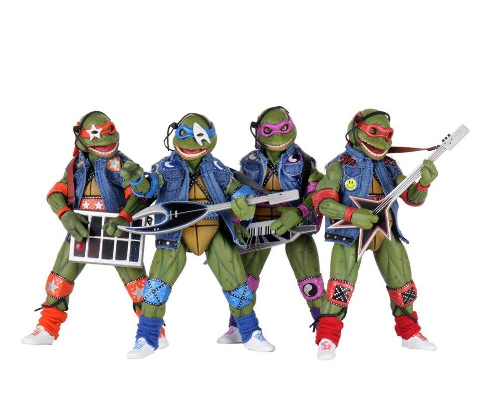 Neca Sdcc 2020 Exclusive Teenage Mutant Ninja Turtles 1990 Movie