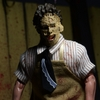 New 40th Anniversary Texas Chainsaw Massacre Leatherface Clothed Figure Images