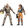 Alien vs Predator Arcade Dutch Schaefer & Linn Kurosawa 2-Pack From NECA