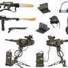 NECA Aliens Accessory Pack USMC Arsenal Weapons Pack In Stock At BBTS