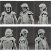 Aliens Marine vs Warrior Figure 2-Pack First Look