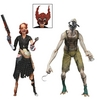 NECA Announces Limited Edition Bioshock 2 Splicers 2-Pack