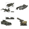 NECA Announces Cinemachines Die-Cast Vehicle Line