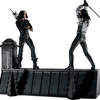 Neca's The Crow: Rooftop Battle Boxed Set