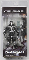 Crysis 2 Nanosuit 2 Figure Packaged Pics