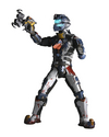 Dead Space 2 Isaac Figure Image