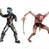 Dead Space Series 02 - Set of Isaac Clarke & Necro