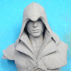 Assassin's Creed II Ezio Figure First Look