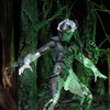 Predator Series 7 Camo Cloaked Falconer Figure Images