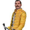 The Freddie Mercury 18 Inch Action Figure From Neca