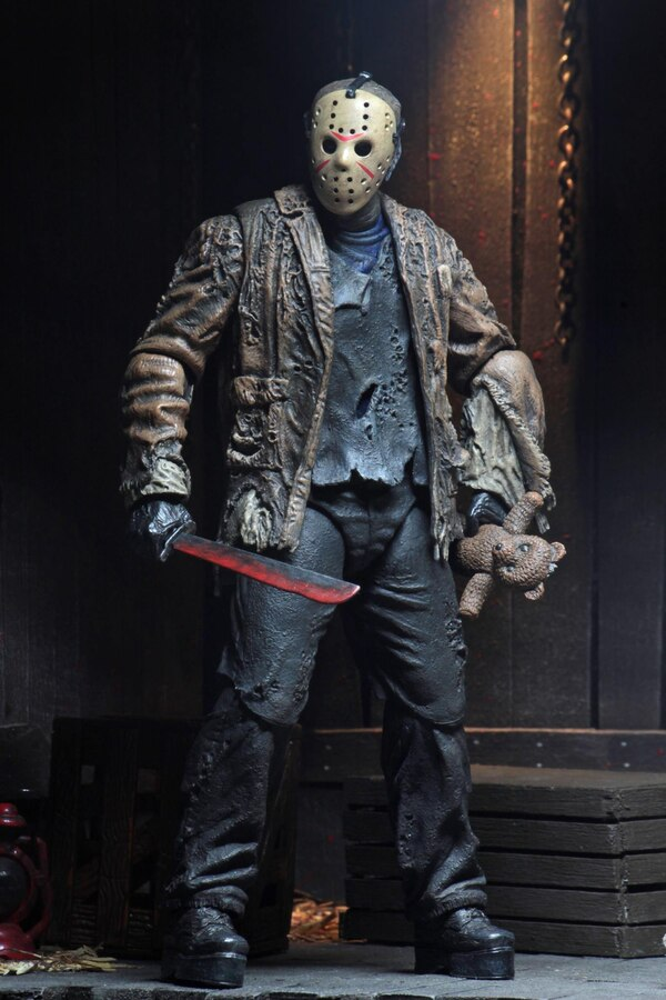 Freddy Vs Jason 7 Ultimate Jason Figure From Neca